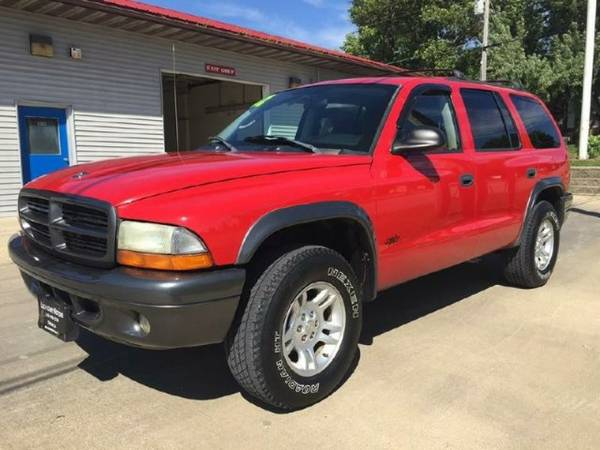 2002 DODGE DURANGO SPORT *Guaranteed Credit Approval *SAVE THOUSANDS*
