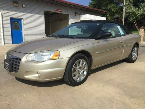 2005 CHRYSLER SEBRING LIMITED *Guaranteed Credit Approval *SAVE...