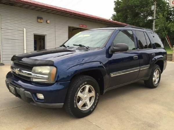 2002 CHEVROLET TRAILBLAZER *Guaranteed Credit Approval *SAVE...