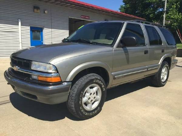 2000 CHEVROLET BLAZER *Guaranteed Credit Approval *SAVE THOUSANDS*