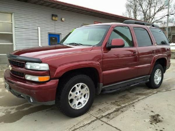 2003 CHEVROLET TAHOE 1500 *Guaranteed Credit Approval *SAVE THOUSANDS*
