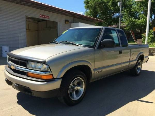 2002 CHEVROLET S TRUCK S10 *Guaranteed Credit Approval *SAVE...