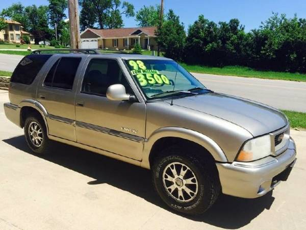 1998 GMC ENVOY *Guaranteed Credit Approval *SAVE THOUSANDS*