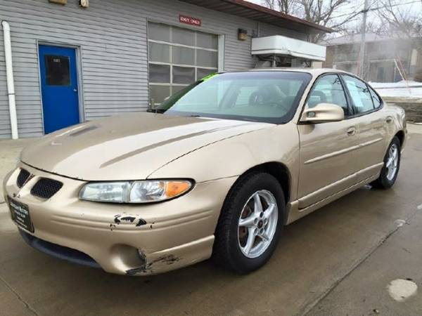 2003 PONTIAC GRAND PRIX GT *Guaranteed Credit Approval *SAVE...