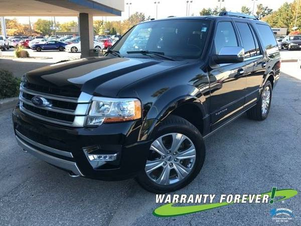 2016 *Ford*Expedition* Platinum - GOOD OR BAD CREDIT OK!