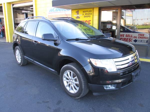 2007 FORD EDGE SEL SOLD