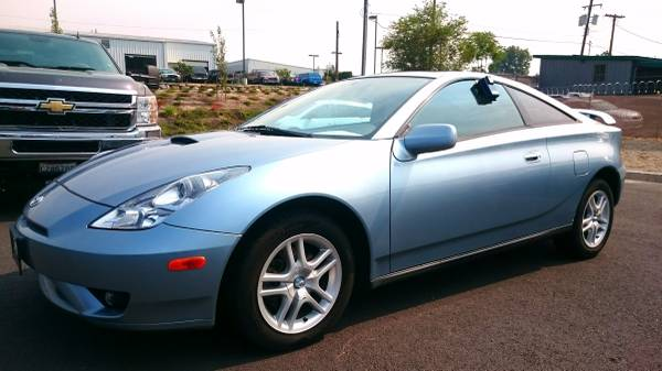 2003 TOYOTA CELICA GT COUPE **ONLY 85K MILES!**