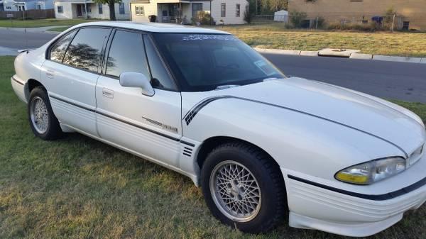 92 Pontiac Bonneville SSEI