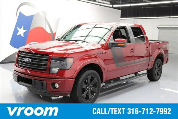 2014 Ford F-150 FX2 4dr SuperCrew 7 DAY RETURN / 3000 CARS IN STOCK