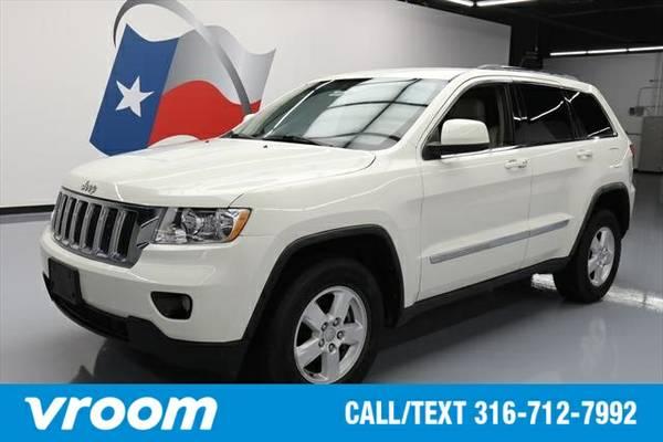2012 Jeep Grand Cherokee Laredo 7 DAY RETURN / 3000 CARS IN STOCK