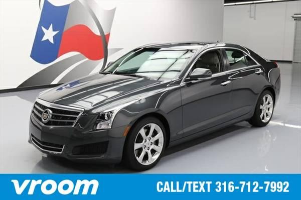2014 Cadillac ATS 2.0T Luxury 4dr Sedan Sedan 7 DAY RETURN / 3000 CARS