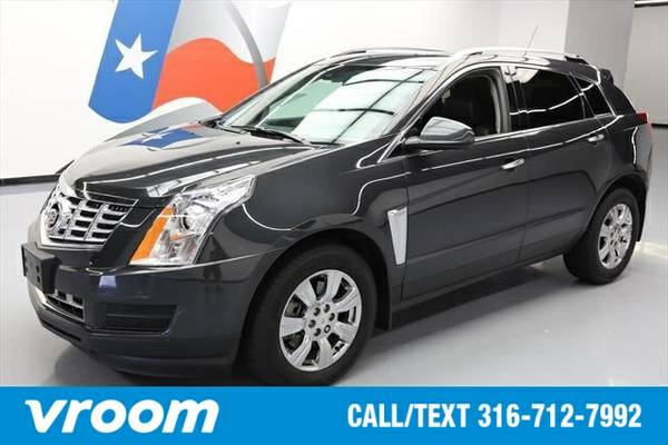 2015 Cadillac SRX Luxury Collection 4dr SUV SUV 7 DAY RETURN / 3000 CA