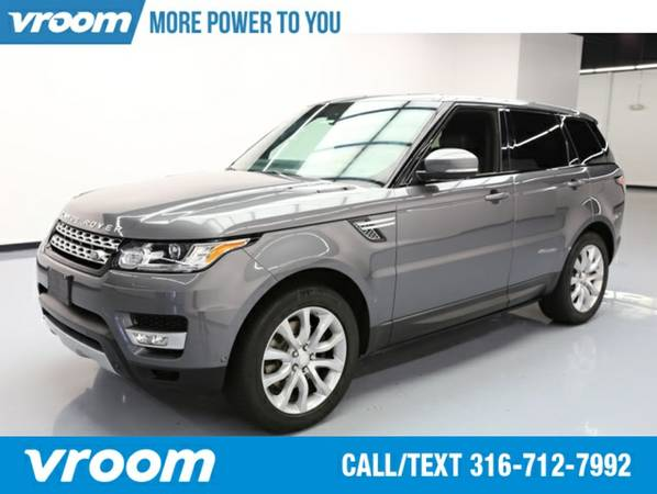 2014 Land Rover Range Rover Sport 3.0L V6 Supercharged HSE 7 DAY RETUR