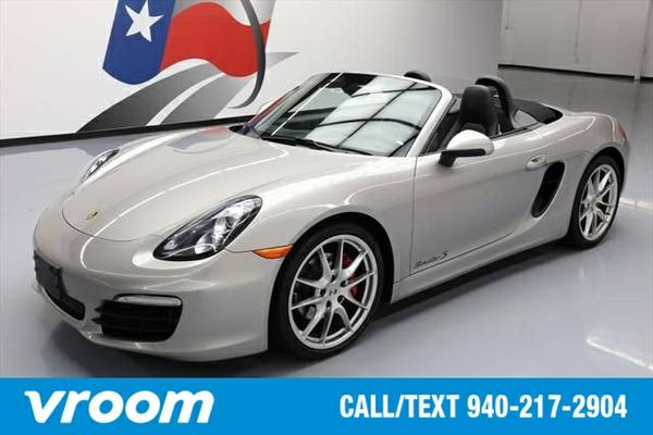 2013 Porsche Boxster S 7 DAY RETURN / 3000 CARS IN STOCK