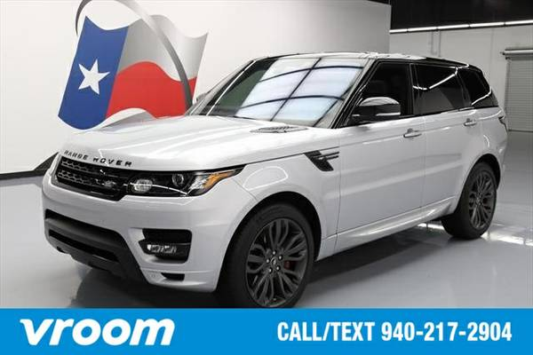 2016 Land Rover Range Rover Sport 3.0L V6 Supercharged HSE 7 DAY RETUR