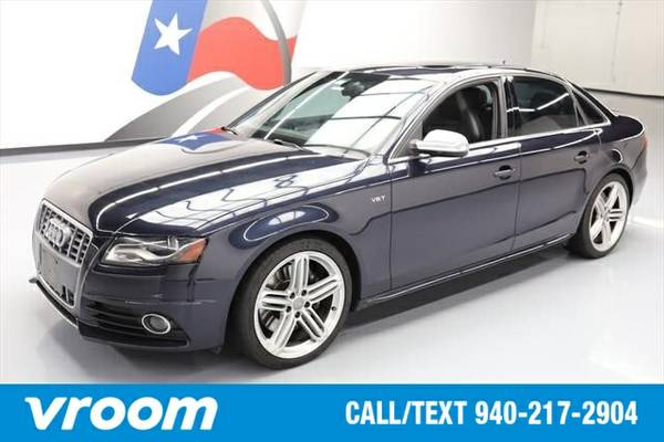 2012 Audi S4 3.0 Premium Plus 7 DAY RETURN / 3000 CARS IN STOCK