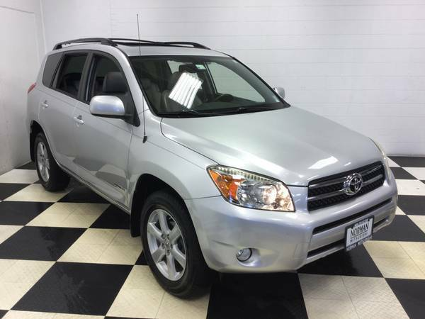 2006 TOYOTA RAV-4 LIMITED EDITION-LEATHER-SUNROOF-SUPER LOW MILES!!