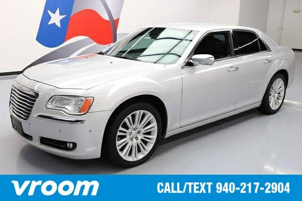 2011 Chrysler 300C 7 DAY RETURN / 3000 CARS IN STOCK