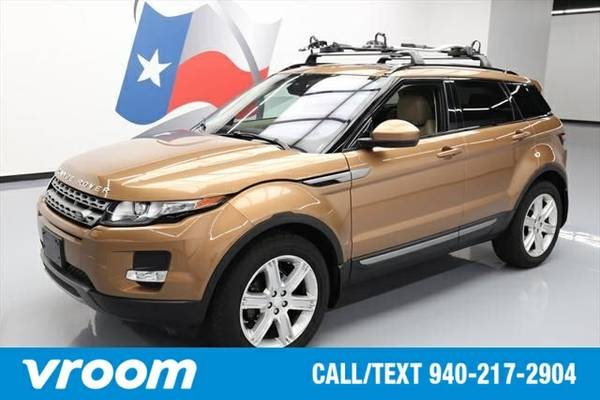 2015 Land Rover Range Rover Evoque Pure 7 DAY RETURN / 3000 CARS IN ST