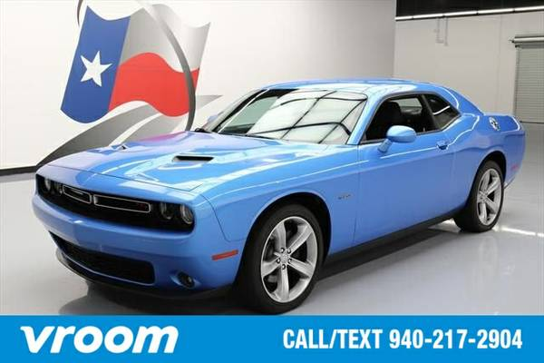 2015 Dodge Challenger SXT or R/T 7 DAY RETURN / 3000 CARS IN STOCK
