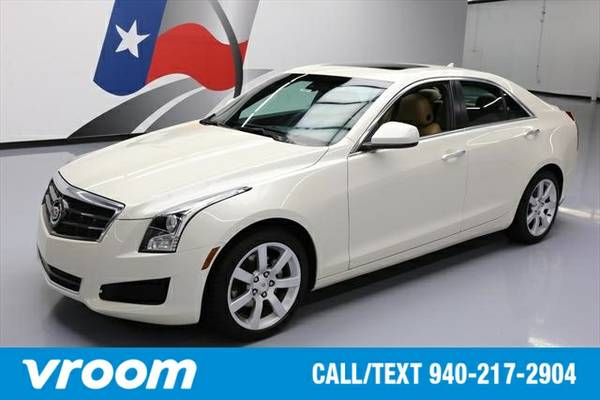 2014 Cadillac ATS 2.5L 7 DAY RETURN / 3000 CARS IN STOCK