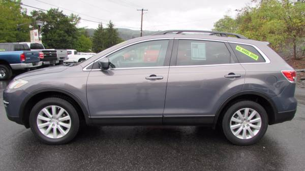 2008 MAZDA CX9 AWD 3RD ROW SEAT CLEAN (ALL CREDIT OK)