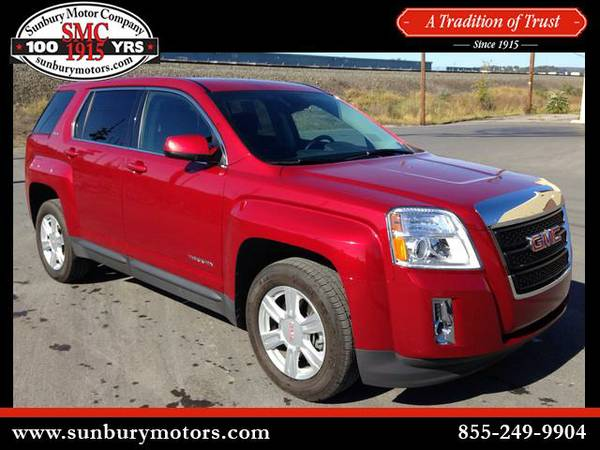 2015 GMC Terrain - *WE CAN FINANCE EVERYONE*