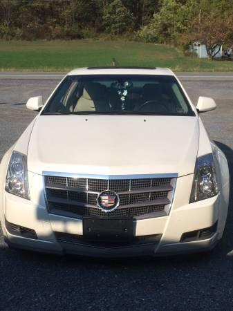 2008 Cadillac CTS. Awd