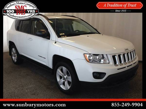 2011 Jeep Compass - *WE CAN FINANCE EVERYONE*