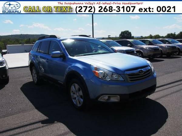 2011 *Subaru Outback* PREMIUM (Blue) BAD CREDIT OK!