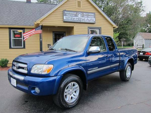 2005 TOYOTA TUNDRA ~ $0 DOWN ON ANY PAID TRADE IN!!