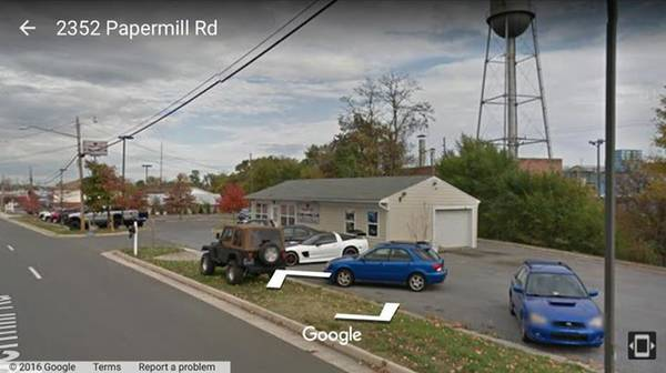 Car Lot For Rent in Winchester VA