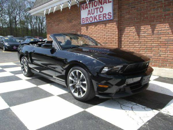 2012 *Ford* *Mustang* California Special ( Everyone welcome & appr