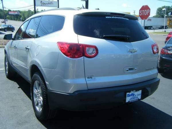 USED 2011 CHEVROLET TRAVERSE REPOS BANKRUPTCY OK MONTHLY=