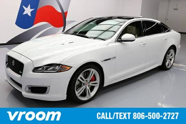 2016 Jaguar XJ XJR LWB 7 DAY RETURN / 3000 CARS IN STOCK