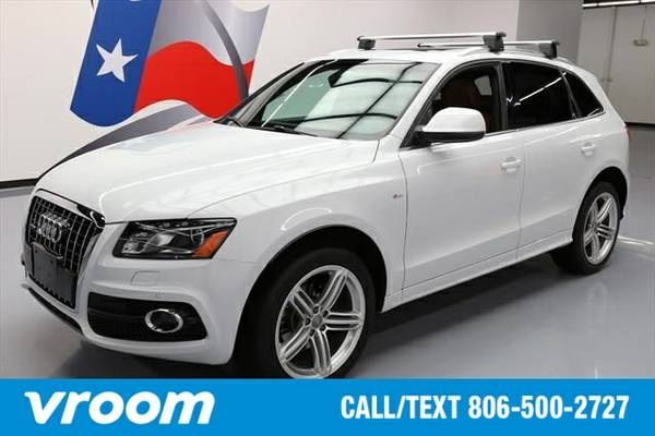 2012 Audi Q5 3.2 Premium Plus 7 DAY RETURN / 3000 CARS IN STOCK