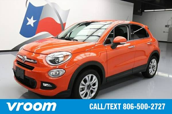 2016 FIAT 500X Lounge 7 DAY RETURN / 3000 CARS IN STOCK