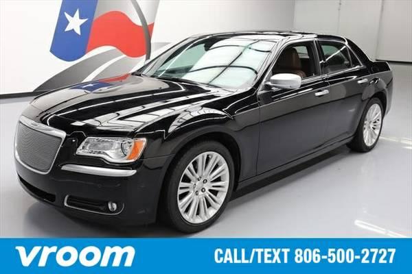 2013 Chrysler 300C John Varvatos 7 DAY RETURN / 3000 CARS IN STOCK