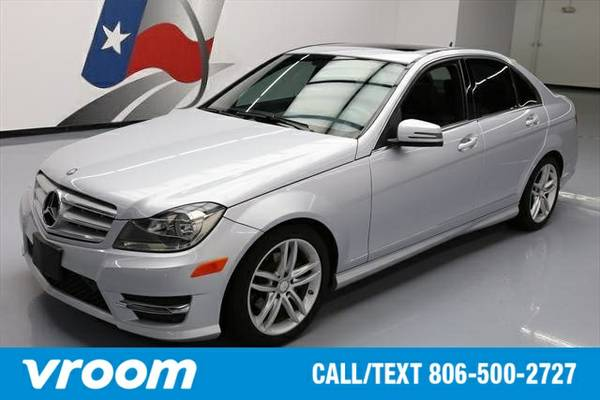 2013 Mercedes-Benz C-Class C250 Sport 4dr Sedan Sedan 7 DAY RETURN / 3