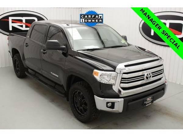 2016 *Toyota Tundra* SR5 (Black)