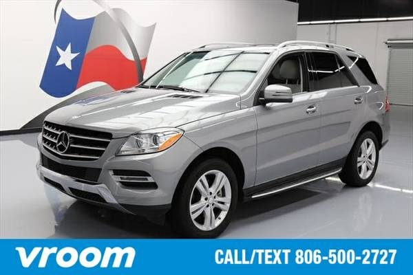 2015 Mercedes-Benz M-Class ML350 4x2 7 DAY RETURN / 3000 CARS IN STOCK