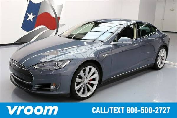 2014 Tesla Model S P85+ 4dr Sedan Sedan 7 DAY RETURN / 3000 CARS IN ST