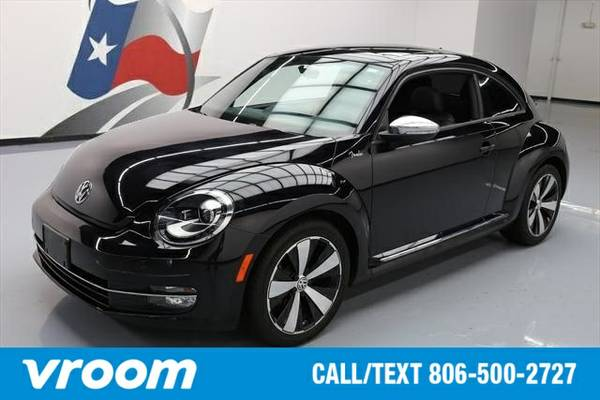 2013 Volkswagen Beetle Turbo 2dr Hatchback Hatchback 7 DAY RETURN / 30
