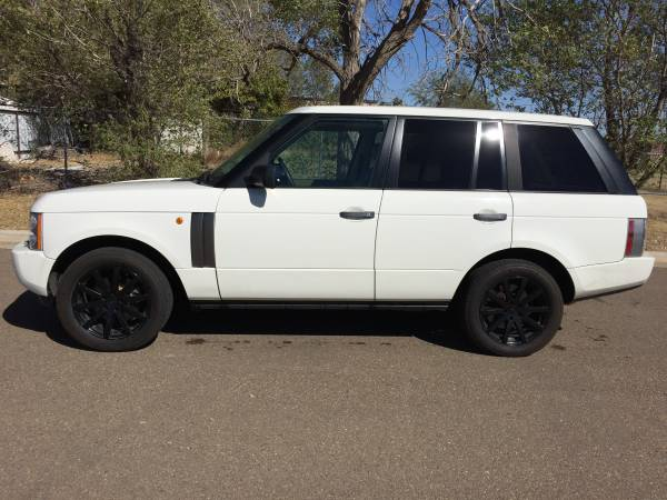 2003 Land Rover RANGE ROVER 4.4L HSE, 162k miles