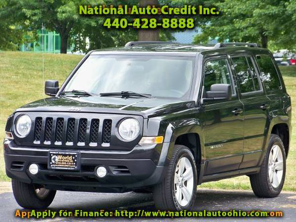 2011 Jeep Patriot 4WD. 1-Owner vehicle. FULLY LOADED. WELL MAINTAIND