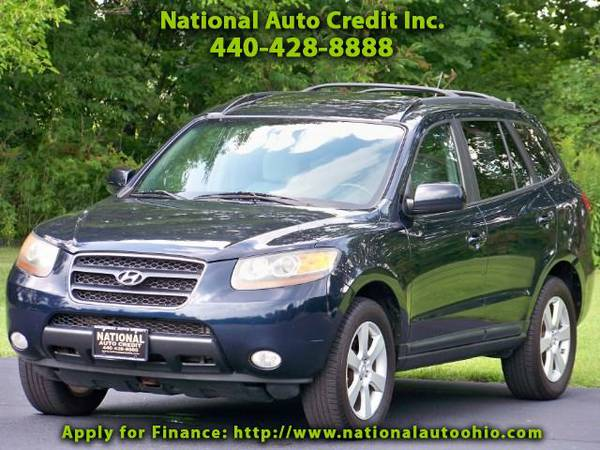 2007 Hyundai Santa Fe SE. 1-Owner Vehicle. Alloy Wheels. Dual Exhaust