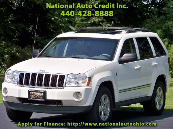 2005 Jeep Grand Cherokee Limited 4WD. 1-Owner Vehicle. Hemi Engine. He