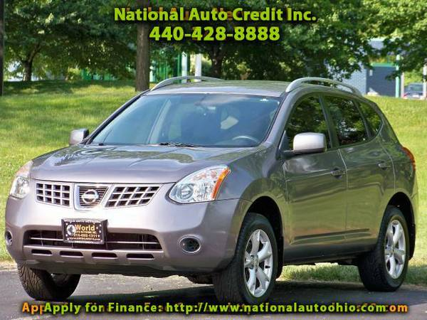2008 Nissan Rogue S AWD. Alloy Wheels. FULLY LOADED. WELL MAINTAIND.