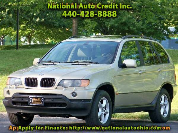 2003 BMW X5 3.0i. 4WD. Heated Leather Seats Package. Power Sun