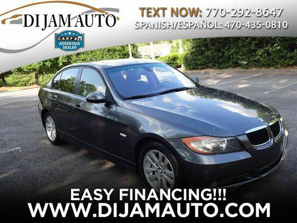 2006 *BMW* *3-Series* 325i Sedan - ALL CREDIT WELCOME/Warranty Availab